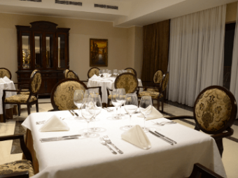 Restaurant Golden Egg – EN