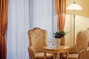 Romantická fotografie z pokoje DBL k romantickému balíčku 022